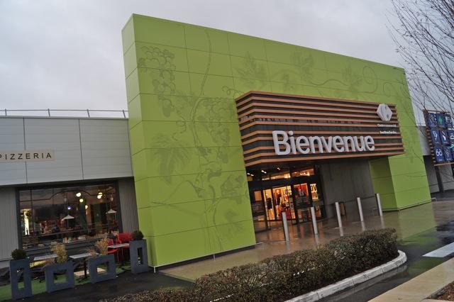 Mâcon Infos - Le Web Journal du Mâconnais - CRECHES-SUR-SAÔNE : La galerie  marchande de Carrefour va connaître un agrandissement spectaculaire