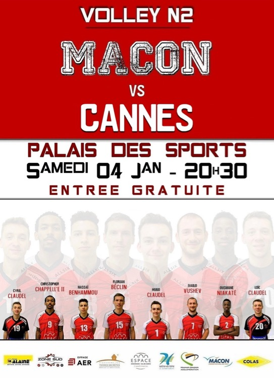 MACON VS CANNES VOLLEY - 1.jpg
